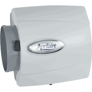 Aprilaire 500 Humidifier, 24V Whole House Humidifier w/ Auto Digital Control Bypass Damper .5 Gallons/ hour
