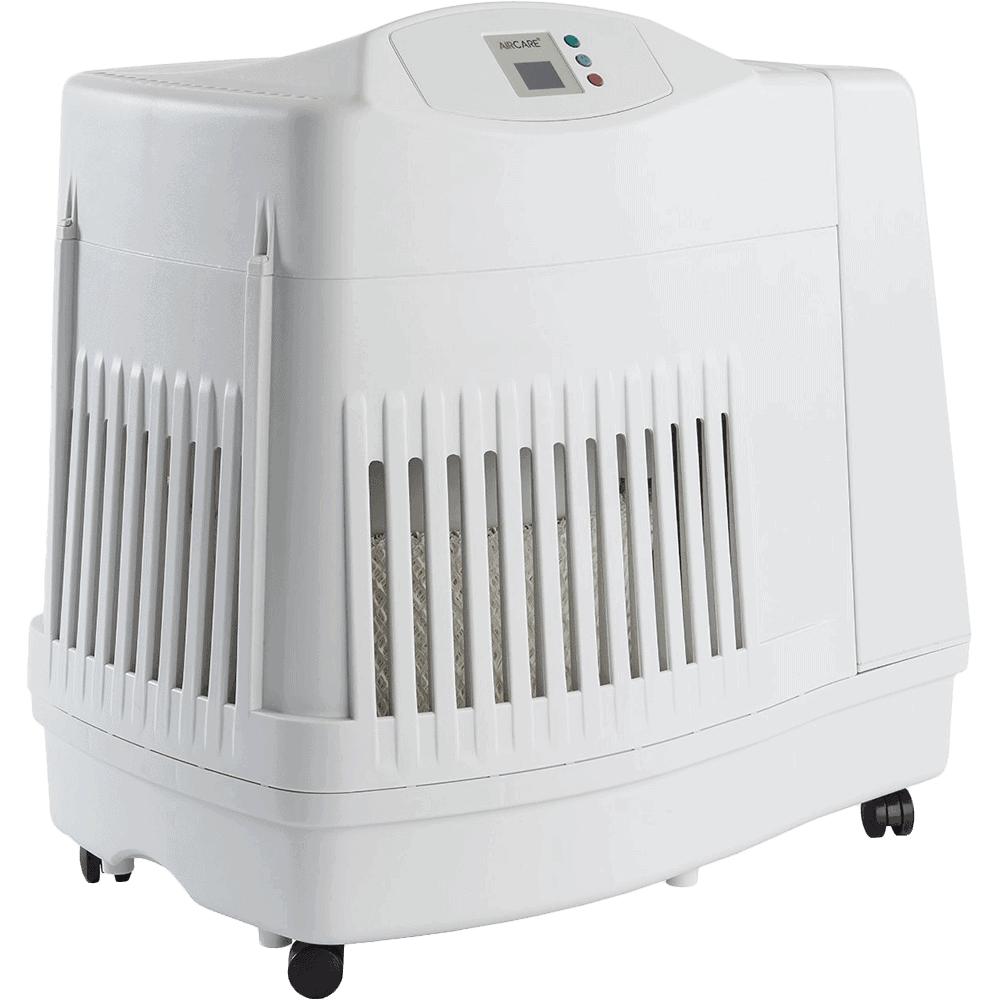 Aircare MA1201 MoistAir Evaporative Whole-House Console Humidifier