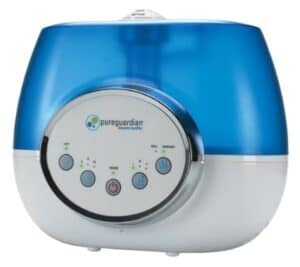 PureGuardian H1610 100-Hour Ultrasonic Warm and Cool Mist Humidifier