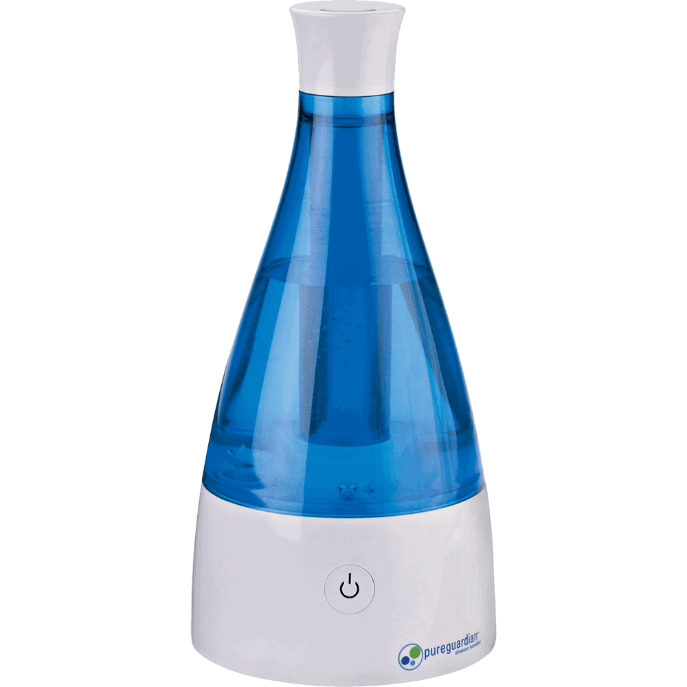 PureGuardian 10-Hour Ultrasonic Tabletop Humidifier - H920BL