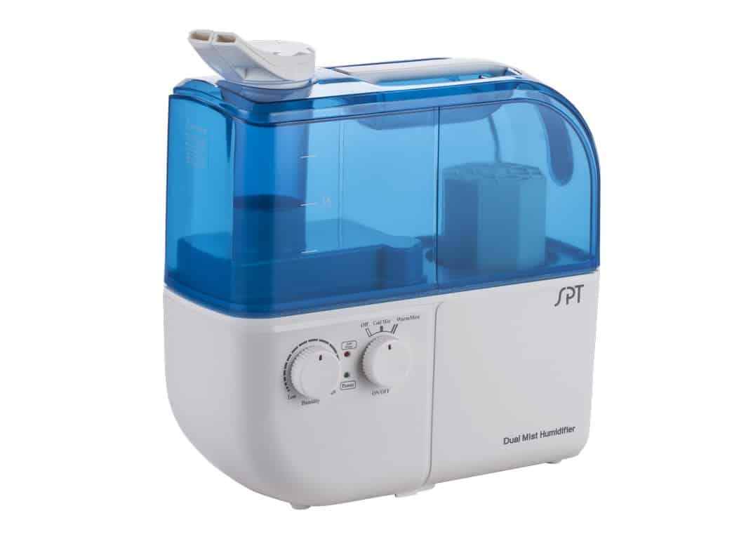 Sunpentown SU-4010 Ultrasonic Dual Mist Humidifier