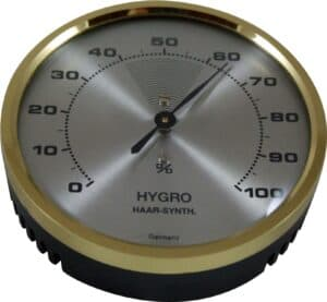 grumbach dial hygrometer 500 measuring humidity
