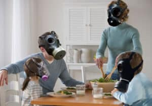 Over 400 VOC Compounds Are Identified In Homes